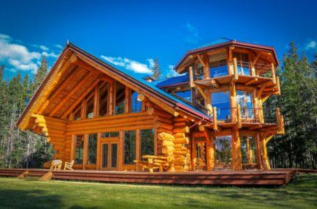 Деревянные дома 35 красивых и удивительных фото