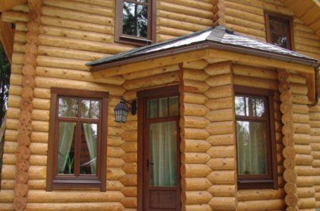 Как же все таки установить пластиковые окна в деревянном доме?