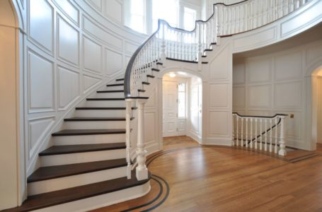 Лестница в деревянном доме на второй этаж от А до Я